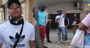 """Gabriel Monteiro promove """"experimento social"""" e mostra a injustiça contra policiais (veja o vídeo)"""