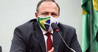 Pazuello prevê o Brasil fabricando a vacina contra Covid-19 até janeiro de 2021 (veja o vídeo)