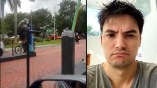 """Cidadão """"perde a paciência"""" e vai para a porta do condomínio de Felipe Neto (veja o vídeo)"""