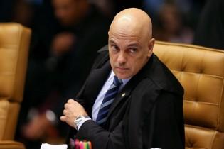 """Censura"" de Moraes ultrapassa as fronteiras do Brasil e Twitter diz que vai recorrer"