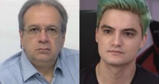 """Felipe Neto promete processar jornalista que o chamou de """"pedófilo e depravado"""", mas pode se dar mal (veja o vídeo)"""