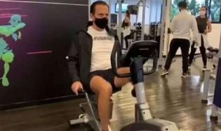 """Dória, a insanidade e a hipocrisia: """"Fazer atividade física regularmente é essencial para uma vida saudável"""" (veja o vídeo)"""