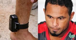 Ministério Público quer goleiro Bruno jogando com tornozeleira eletrônica (veja o vídeo)