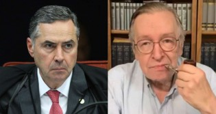 Olavo de Carvalho desafia Barroso para um debate! E agora Barroso? Vai arregar? (veja o vídeo)