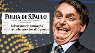 37% de aprovação do Governo Bolsonaro é goleada!