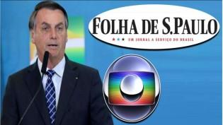 """Desespero na """"Mídia do Ódio""""! Povo brasileiro se recusa a apontar Bolsonaro como culpado! (veja o vídeo)"""