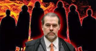 """ABUSO! STF persegue críticos enquanto protege simpatizantes de grupo """"terrorista"""" (veja o vídeo)"""