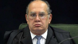 Notícia de que Gilmar Mendes passou mal é desmentida pelo próprio ministro