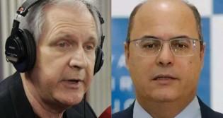 """Augusto Nunes cravou em junho: """"Witzel será o primeiro a cair pelo Covidão"""" (veja o vídeo)"""