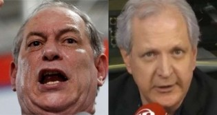 Augusto Nunes dá lição de moral e de português em Ciro Gomes (veja o vídeo)