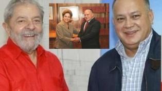 A visita de Mike Pompeo, as críticas de FHC e cia, e o silêncio quando Diosdado Cabello tinha encontros com Lula e Dilma