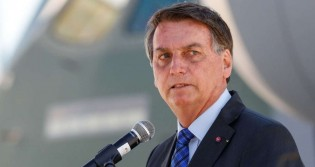 """Bolsonaro sobre plantio de 'canabidiol': """"Agronegócio não inclui maconha!"""" (veja o vídeo)"""