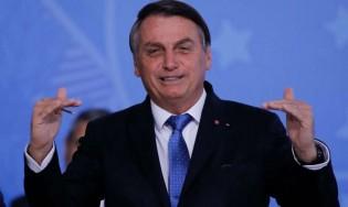 """A ironia de Bolsonaro sobre """"acabar com a Lava Jato"""" e a má-fé da """"mídia do ódio"""""""