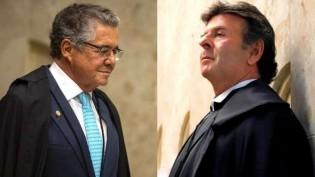 Fux dá aula e ensina Marco Aurélio: HC de chefe do tráfico não poderia ser analisado pelo STF