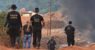 Combatendo a exploração ilegal de ouro, PF dá início à segunda fase da Operação Ouro Fino no Pará