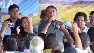 """No Maranhão, nas barbas do comunista Dino, Bolsonaro mostra como se luta a """"Guerra Cultural"""" (veja o vídeo)"""