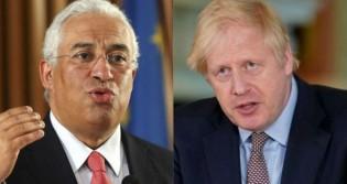 Europa em risco: Portugal e Reino Unido anunciam novo lockdown