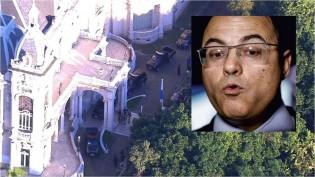 """Witzel é """"despejado"""" do Palácio das Laranjeiras"""