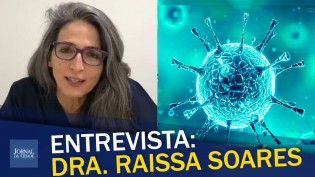 Exclusivo: Raissa Soares, a médica que salvou vidas e não se curvou à militância (veja o vídeo)