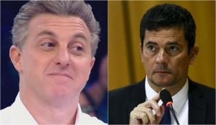 Sérgio Moro e Luciano Huck para disputa da Presidência??