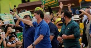 No mais complicado teste de popularidade, Bolsonaro é ovacionado no Amapá (veja o vídeo)