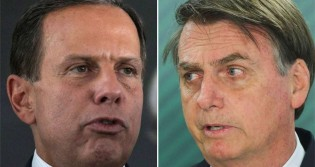 """Em nova investida oportunista, Doria parte para a """"agressão"""" a Bolsonaro"""