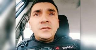 Policial que fez desabafo na web é assassinado covardemente por assaltante (veja o vídeo)