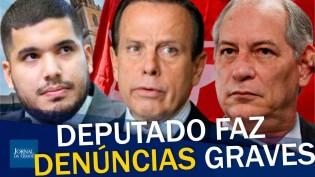 Facções criminosas fizeram campanha para candidato de Ciro Gomes, denuncia deputado (veja o vídeo)