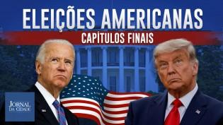 Eleições americanas 2020 – Análise e informações atualizadas sobre a disputa entre Trump X Biden (veja o vídeo)