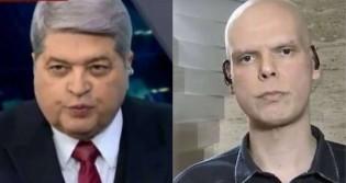 """Datena """"quebra os pratos"""" com Covas e se revolta com aumento de salário do prefeito (veja o vídeo)"""