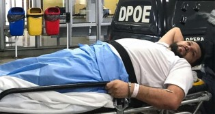 Oswaldo Eustáquio apresenta melhora, mas precisa de tratamento adequado