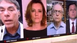 """""""Funcionários"""" da Globo brigam ao vivo, em pleno ar (veja o vídeo)"""
