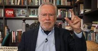 """Em fortes palavras, Alexandre Garcia diz que STF tem sido como uma """"monocracia"""", com """"poder absoluto"""" (veja o vídeo)"""