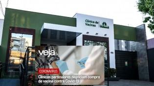 Três avisos a quem for ao exterior comprar vacina contra Covid para depois vender aos brasileiros
