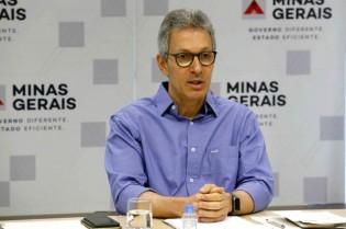 Governador de Minas dá exemplo e sanciona lei que torna vacina não obrigatória e gratuita no Estado