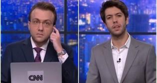 Advogado, ex-debatedor da CNN, intimado pela PF por 'calúnia' ao presidente, agora tenta se esquivar (veja o vídeo)