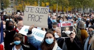 França e Espanha enfrentam filas para pegar alimentos (veja o vídeo)