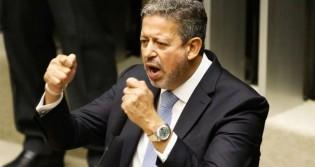"""""""Que a gente possa colocar o Brasil nos trilhos do desenvolvimento"""", diz Arthur Lira, novo presidente da Câmara dos Deputados"""