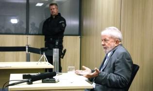 """""""Lula se porta como se não fosse o primeiro presidente que virou ex-presidiário"""", dispara Augusto Nunes. (veja o vídeo)"""