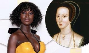 Ana Bolena negra... Em nome da diversidade estão querendo deformar a história