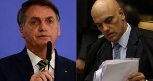 Moraes errou grosseiramente, mas a função de questionar atos do STF não é do Presidente da República