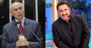 """Suplicy, o """"democrata"""", pede a prisão de Ratinho (veja o vídeo)"""