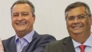 Dino (MA) e Rui Costa (BA) acionam STF para apagar posts de Bolsonaro com repasses a estados