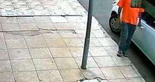 Homem com covid-19 é flagrado passando a mão em maçaneta de carro e é preso pela PM (veja o vídeo)