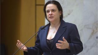 """Doria repassa R$ 90 milhões para propaganda e Janaína desabafa: """"É frustrante, é revoltante. População tem que saber o que está acontecendo"""""""
