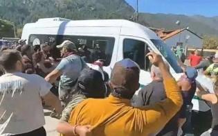 Alberto Fernández quase é linchado na Argentina (veja o vídeo)
