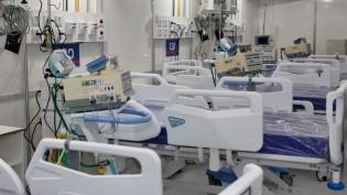 Ministério da Saúde vai bancar mais 1.280 leitos de UTI para cinco estados