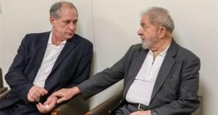 "Em novo ""surto"", Ciro bota ""fogo"" na esquerdalha e mira Lula"