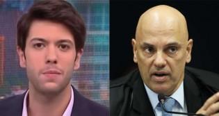 Caio Coppolla adverte que está sob risco de censura, investigação e prisão e pede ajuda (veja o vídeo)