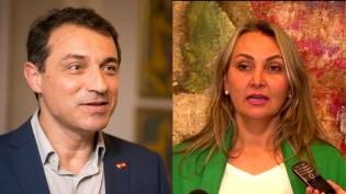 Governador de Santa Catarina é novamente afastado do cargo e Daniela assume